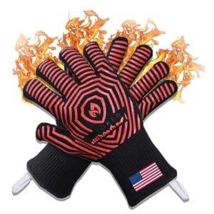 AZOKER BBQ Gloves - USA Made