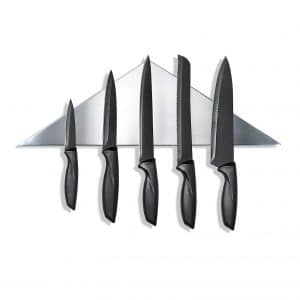 Agadda Premium Designer Stainless Steel Knife Holder