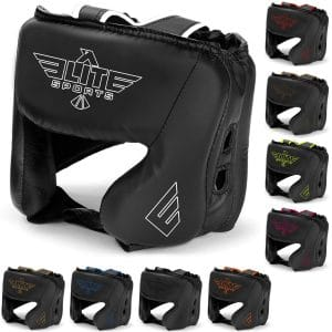 Boxing Head Guard from Elite Sports