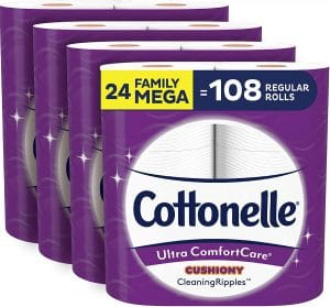 Cottonelle Ultra GentleCare Toilet Paper
