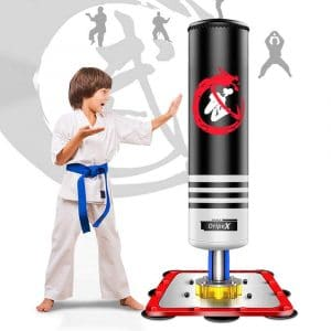 Dripex Adult & Kids Freestanding Punching Bag