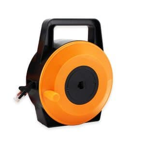 EXTNGO Retractable Ethernet Cable Extension Cord Reel