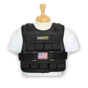 IRun Sports Adjustable Weighted Vest