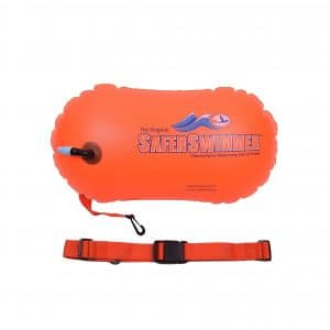 ISHOF SaferSwimmer PVC Safety Swimming Buoy