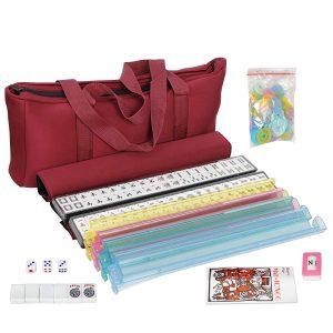 Nova Microdermabrasion 166 Tiles Mahjong Set