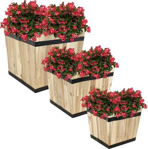 Sunnydaze Decor Outdoor Planter