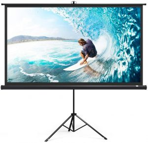 Taotronics 120 Outdoor Projector Screen for Home Theater