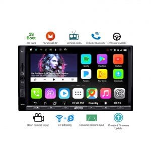ATOTO 16 Double Din Android GPS Navigator for Car