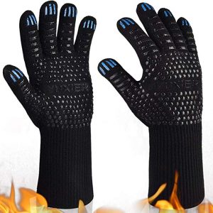 BBQ Grill Gloves by Yuxier