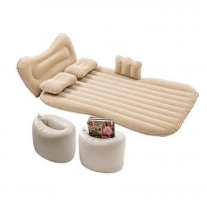 Conqueror Outdoors Inflatable Portable Sleeping Mattress