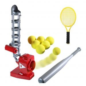 Exciting Ball Pitching Game Machines