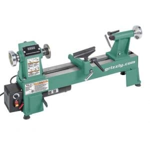 Grizzly Industrial Power Wood Turning Lathe