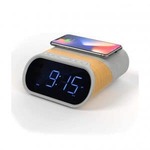I-box Digital Alarm Clock Radio 10W Stereo Sound