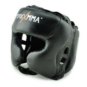 MaxxMMA kickboxing Headgear