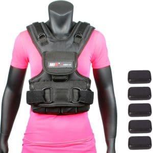 Mir Women's Adjustable Weighted Vest