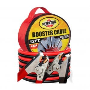Pennzoil Jumper Cable with a Carry Bag