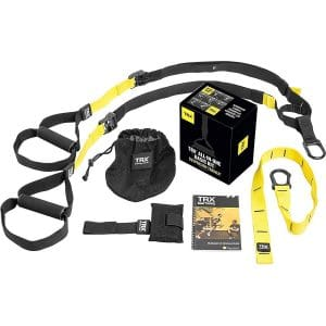 TRX ALL-IN-ONE Full Body Workouts Suspension Training System