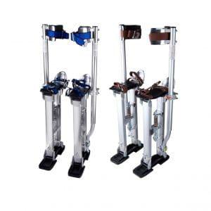 ZeHuoGe Aluminum Drywall Stilts 24-40-inches