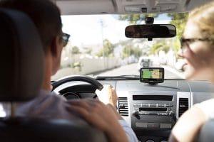 GPS Navigations for car