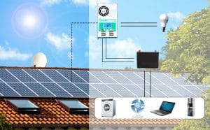image feature solar charger controllers