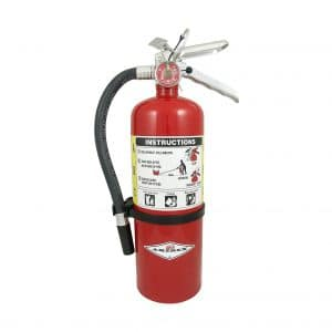 Amerex 5 lbs ABC Fire Extinguisher