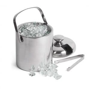 Oggi Stainless Steel Ice and Wine Bucket