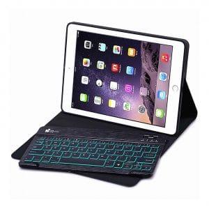 Janvvoo Keyboard Case 9.7 for iPad