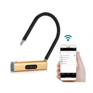 Roloiki BT Smart Keyless U-Type Lock