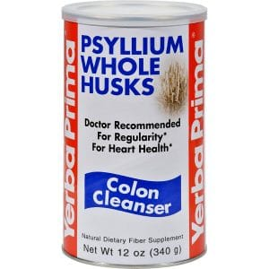 Yerba Prima Psyllium Colon Cleanser (Pack of 2)