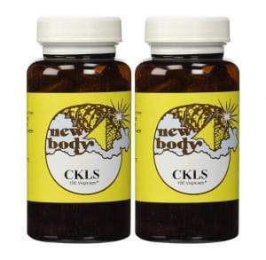 CKLS Colon Cleansing Herbal Formula - Pack of 2