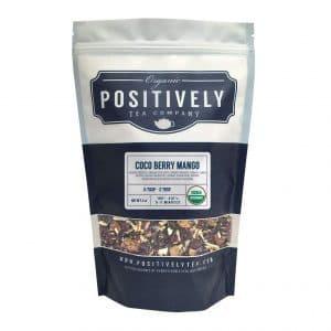Positively Tea Company Organic Herbal Tea