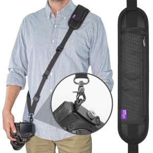 Rapid-Fire Camera sling Strap by Altura Photo