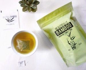 Beautifully Bamboo Organic Silica Tea