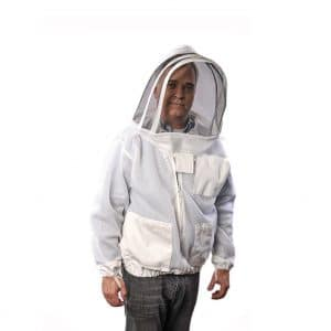 Forest Beekeeping Supply Ultra-Light Weight Ventilated Jacket