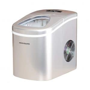 Frigidaire Silver Counter Top Ice Maker