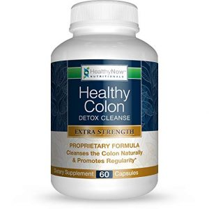 HealthyNow Nutritionals Cleansing Product - All Natural Formula