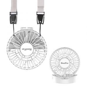 HandFan Personal Necklace Fan