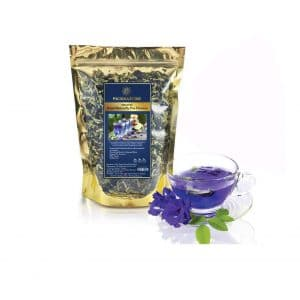 Picknature Thai Herb Organic Butterfly Dried Pea Flowers Tea