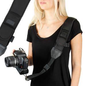 USA Gear DSLR Camera Sling Strap