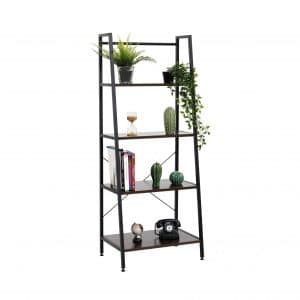 Bestier Ladder 4-Tier Shelf