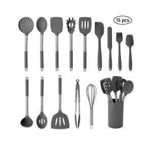 N2 Silicone Cooking Utensil Set 15 Pieces