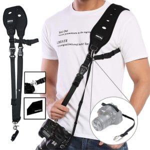Prowithlin-Version Camera sling Strap
