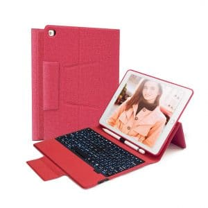 Beeasy 9.7 iPad case with Keyboard