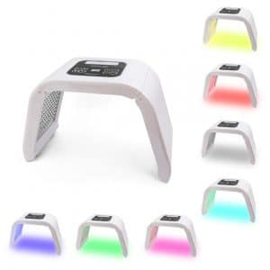 Deciniee 7 Colors PDT LED Light Therapy Machine - Anti Aging Skin Care Tools for Face Neck Body - Salon SPA Rejuvenation Beauty Equipment