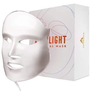 FDA cleared|Aphrona LED Facial Skin Care Mask Light Treatment LED Mask