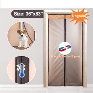 IKSTAR Magnetic Thermal Insulated Door