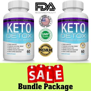 Lux Supplement Keto Detox Pills, Flush Toxins, and Excess Waste