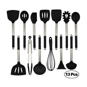 Smart Cutter Silicone Cooking Utensils