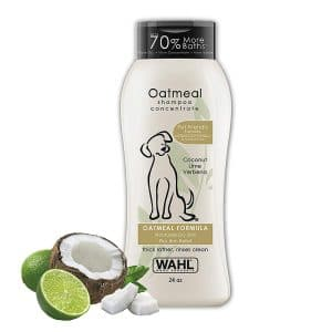 Wahl Dry Skin and Itch Relief Pet Shampoo