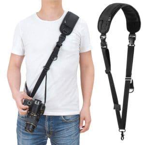 Waka DSLR Camera Adjustable Sling Strap